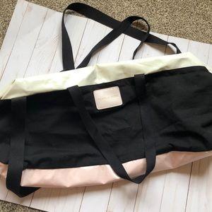 Victoria's Secret tote- weekend bag